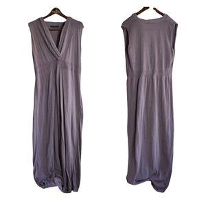 Peruvian Connection Maxi Lavender Dress